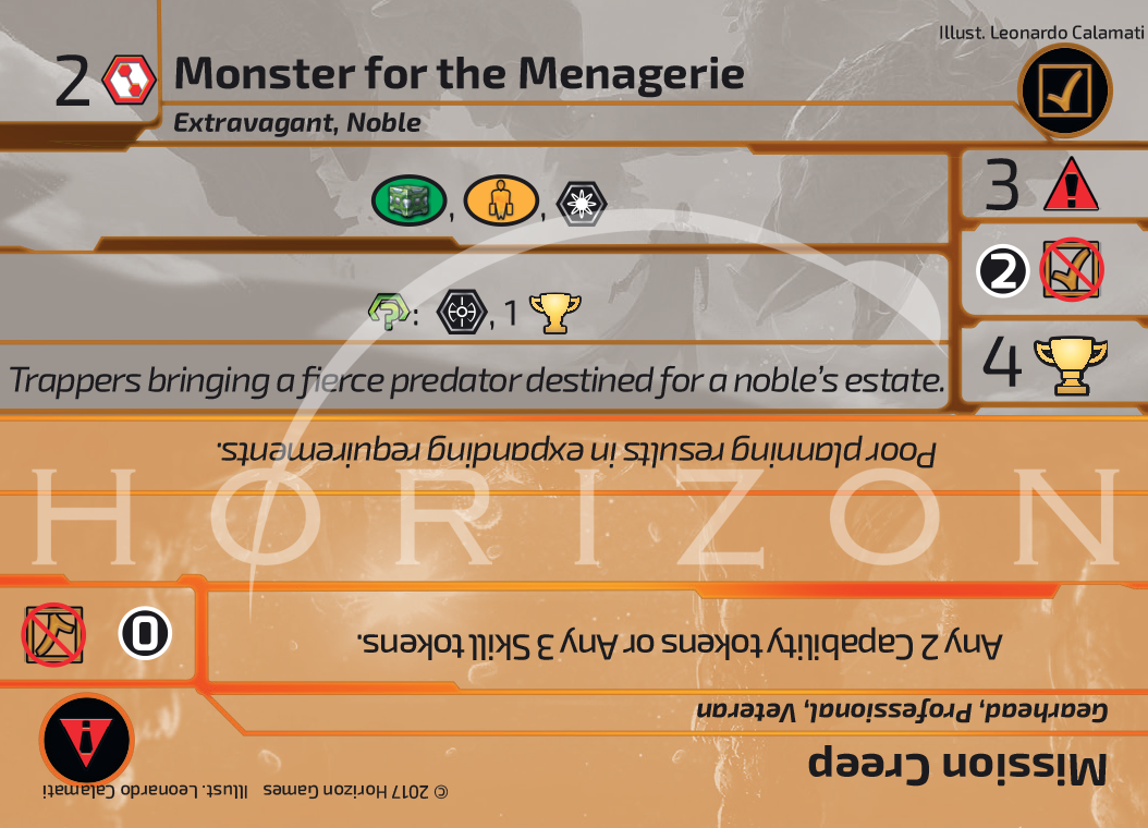 Monster for the Menagerie